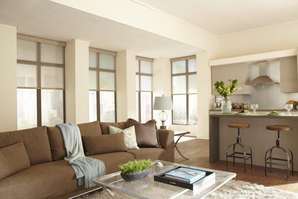 Roller Living Room